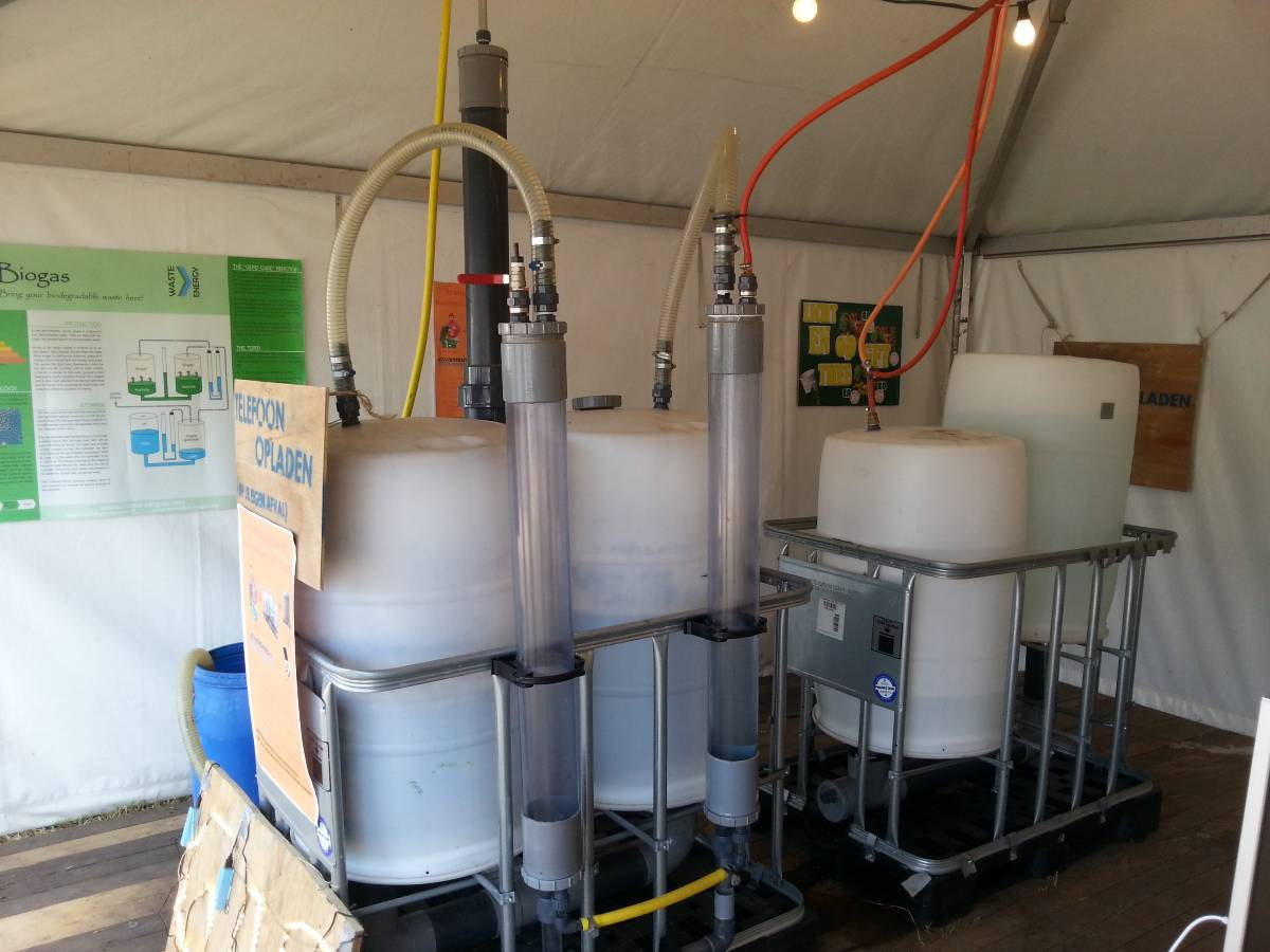 Biogas On Tour Pinkpop 2